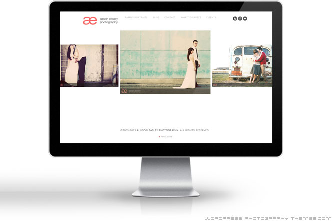Allison Easley Photography - Website by fotoblossom