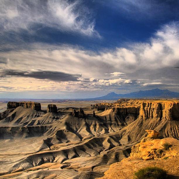 Skyline Rim Utah