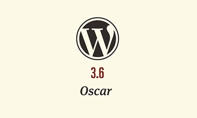 New WordPress 3.6 is here