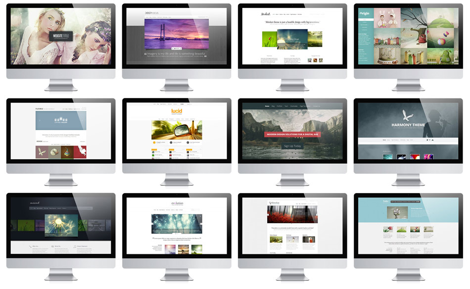 12 WordPress Themes from Elegant Themes Perfect for Photographers