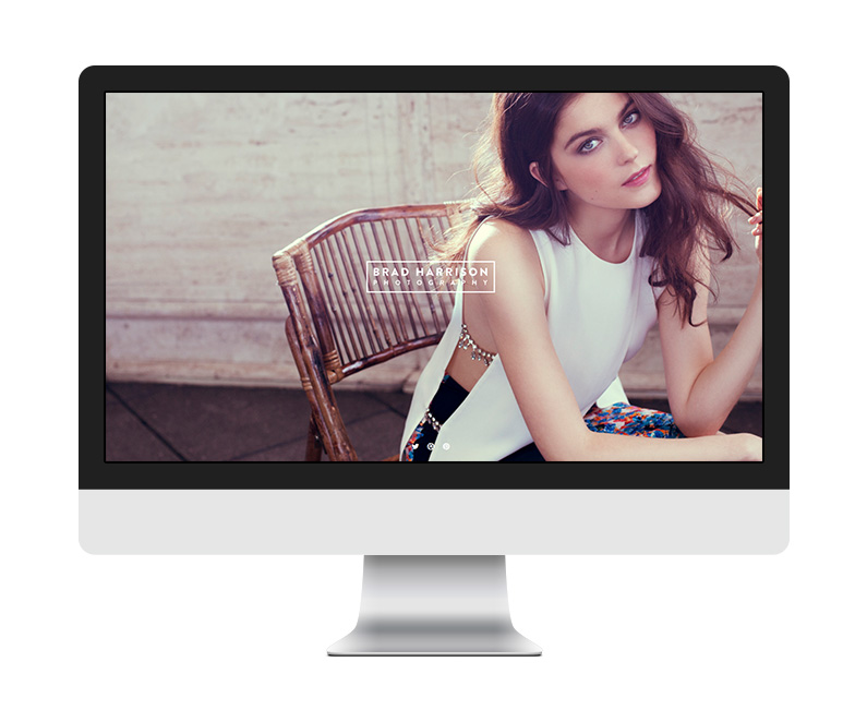 Superba WordPress Photography Theme