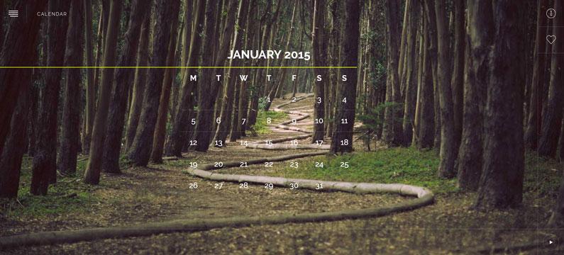 GetPhoto Calendar