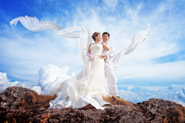 45 Examples of Wonderful Wedding Photography