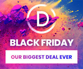 Divi Black Friday Sale!